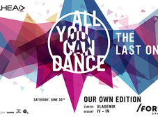 All You Can Dance - Our Own Edition at /FORM SPACE