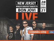 New Jersey - World's greatest tribute to BON JOVI LIVE