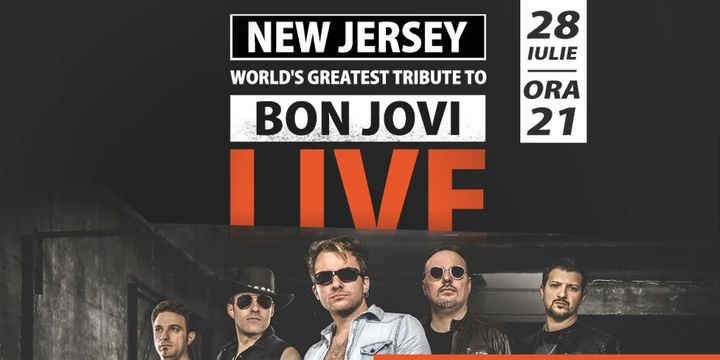New Jersey - World's greatest tribute to BON JOVI LIVE