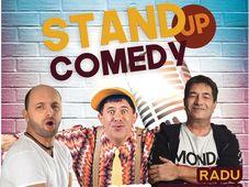 Stand UP Comedy cu Marius Gheorghiu, Doru Octavian Dumitru și Radu Pietreanu