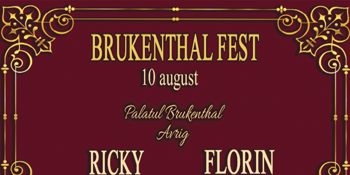 BRUKENTHAL FEST