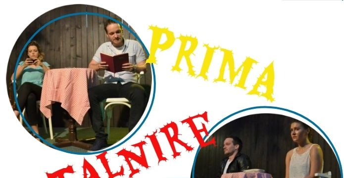 """Teatrul Rosu: """"Prima intalnire / First date"""""""