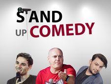 Pașcani: Stand-up comedy cu Dan Țuțu, Alex Sasha & Coco