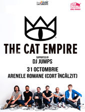 Concert The Cat Empire
