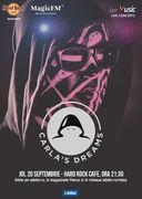 Concert Carla's Dreams pe 20 septembrie