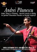 Concert Andrei Paunescu in spiritul Cenaclului Flacara