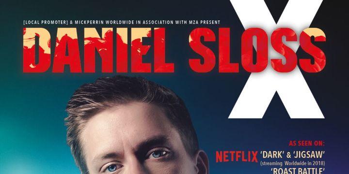 Daniel Sloss show - English Comedy Night@Bucuresti