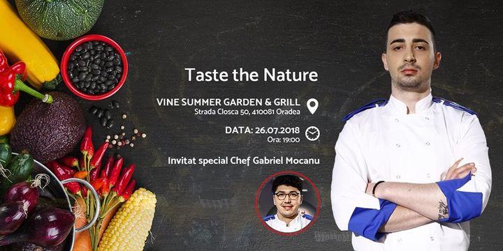 Taste the Nature