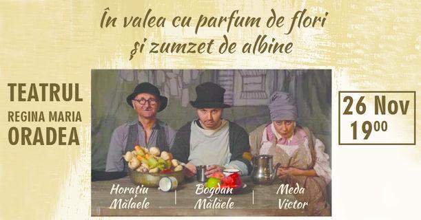 Bilete în Valea Cu Parfum De Flori și Zumzet De Albine 26 Nov 18