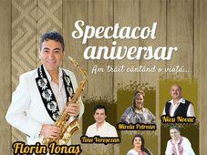 Spectacol aniversar Florin Ionas Generalul - Am trait cantand o viata !