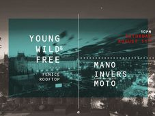 YoungWildFree Rooftop Party