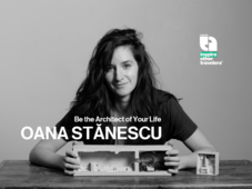 OANA STANESCU | Be the Architect of Your Life | Inspire Other Travelers.