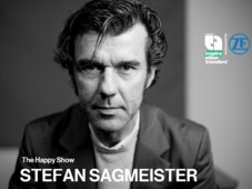 STEFAN SAGMEISTER | The Happy Show | Inspire Other Travelers