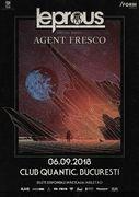 Leprous & Agent Fresco at Quantic