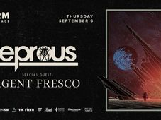 Leprous & Agent Fresco at Quantic