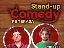 Stand-up Comedy pe TERASA Grill Pub