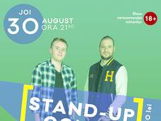 Stand up cu Andrei Ciobanu si Ionut Rusu