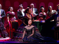 LA TRAVIATA – ROYAL OPERA HOUSE