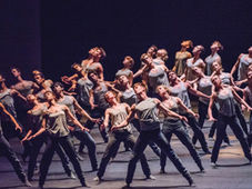 WITHIN THE GOLDEN HOUR / NEW CHERKAOUI / FLIGHT PATTERN – ROYAL BALLET