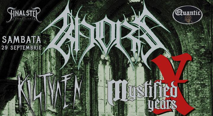 Khors / Kistvaen / Raventale / Barkasth - live in Quantic