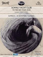 Somali Yacht Club / Straytones live in Quantic