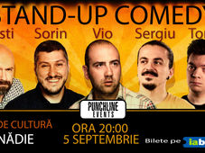 Stand Up Comedie Cisnadie