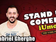 Stand Up Comedy iUmor cu Gabriel Gherghe