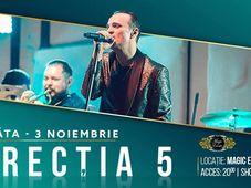 Direcția 5 în concert la Pitești