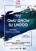 Omu Gnom ~ DJ Undoo / Expirat / 26.09