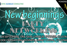 New beginnings Party & Networking
