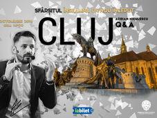 Adrian Niculescu, Q&A - Cluj-Napoca