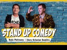 Stand UP Comedy cu Doru Octavian Dumitru și Radu Pietreanu - Focsani
