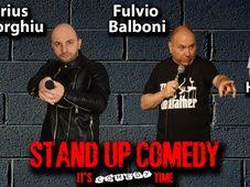 Stand-UP Comedy cu Viorel Huțupaşu și Marius Gheorghiu