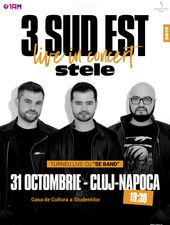 Turneu 3 SUD EST - Stele - Cluj-Napoca