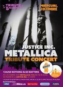 All of Metallica - Tribute Show cu Justice Inc. (Italia)