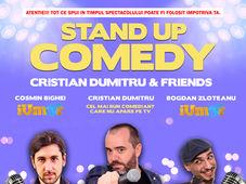 Stand-Up Comedy Bucuresti