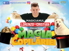 Magia Copilariei de Lorenzo-Cristian