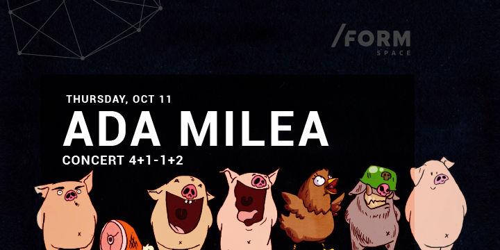 Ada Milea at /FORM SPACE