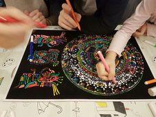 Workshop pentru copii: Colorvelvet
