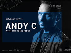 Andy C at /FORM SPACE