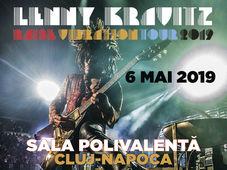Lenny Kravitz la Cluj-Napoca