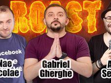 Stand Up + ROAST politic si cu publicul @Bucuresti
