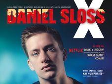 Daniel Sloss show - English Comedy Night@Bucuresti 2
