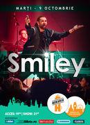 Concert Smiley în Orașul Cu Chef De Viață