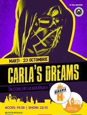 Carla's Dreams în Concert la Berăria H