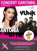 PINK LIGHT w/ Antonia, Vunk