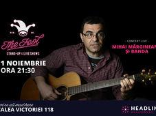 Mihai Margineanu și Banda - Concert LIVE