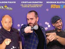 Stand-Up Comedy Bucuresti Sambata