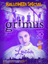 Halloween Special > Grimus, Lucia