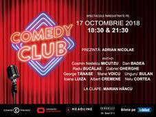 COMEDY CLUB - Stand-up cu Micutzu, Badea & Friends 1